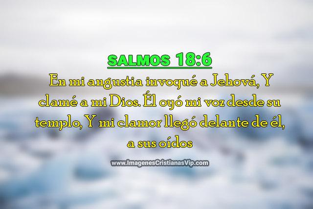 imagenes de salmos clamar a Dios