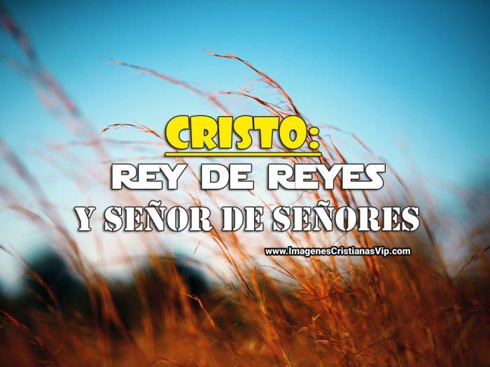Imagenes Crisitanas Cristo Rey de Reyes