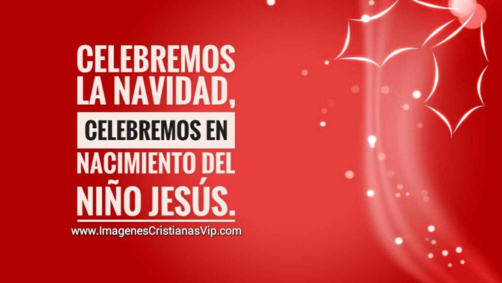 Mensajes cristianos para navidad