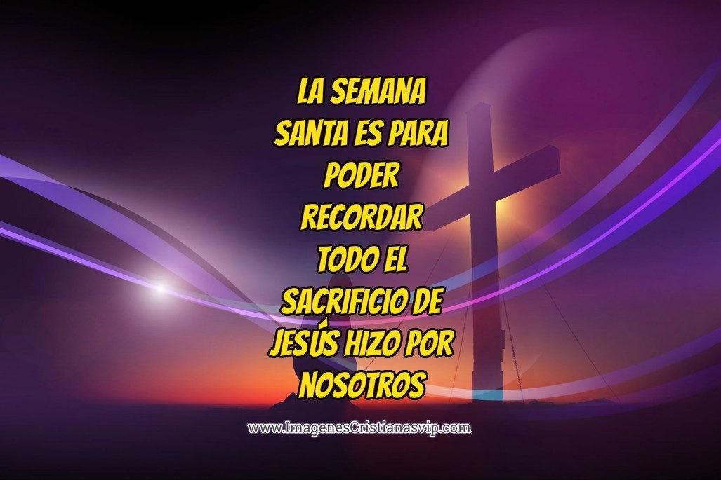 Imagenes cristianas para Semana Santa