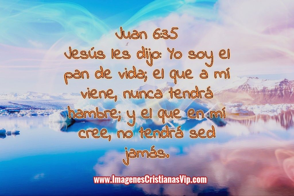 Imagenes cristianas Dios es el pan de vida