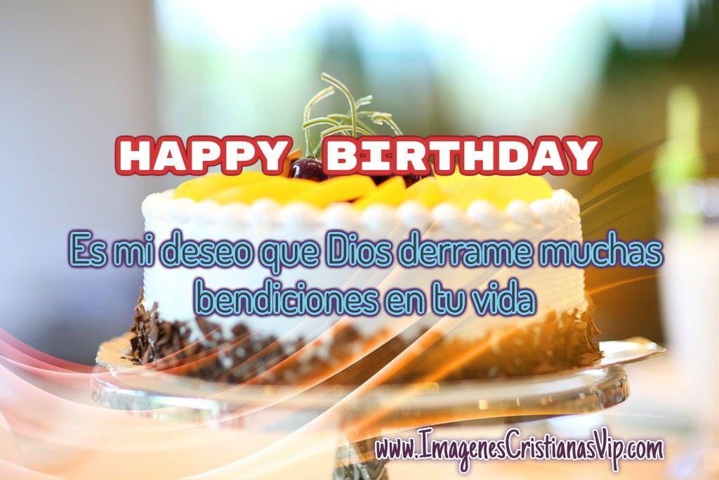 Happy birthday imagenes cristianas