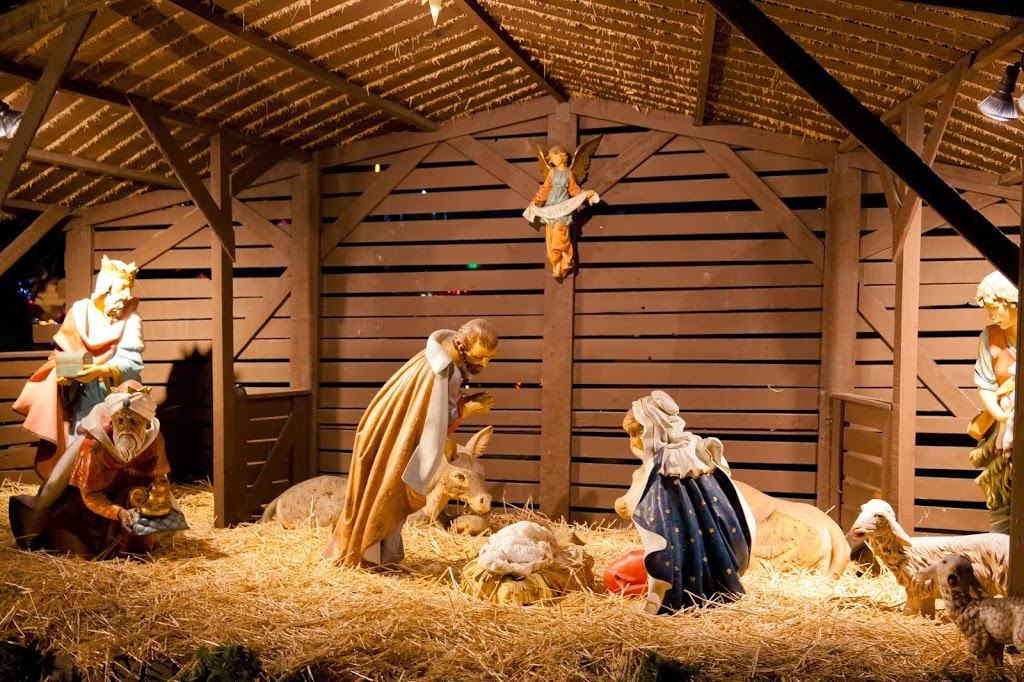 Imagenes niño Jesus en el pesebre