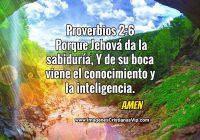 Proverbios con imagen